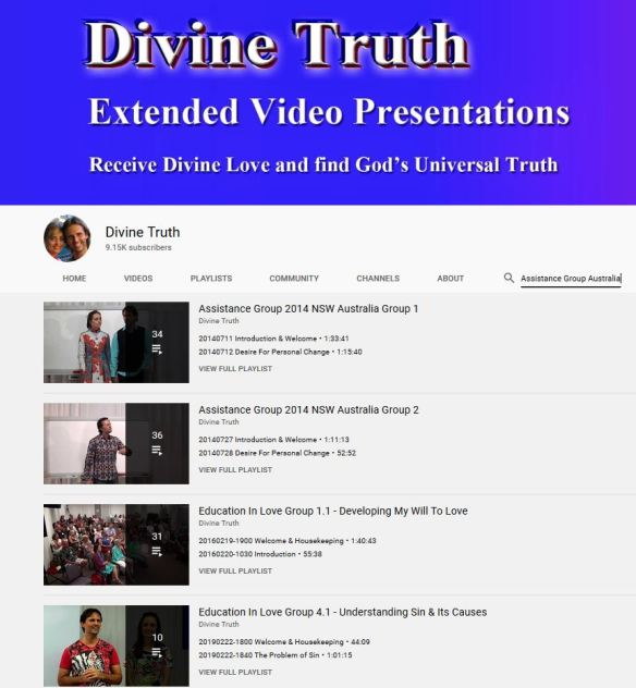 DT Youtube Channel Screenshot